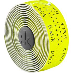 Fizik Superlight Glossy stuurlint Fizik Logo geel